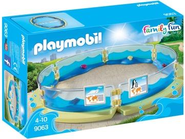 Playmobile Family Fun Aquarium Enclosure 9063