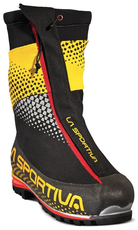 La Sportiva G2 SM Black Yellow 49