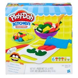Modelinas Play-Doh, virtuvės įrankiai, nuo 3 m.