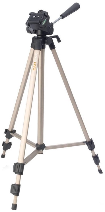 CamLink Aluminium Tripod For Photo/Video Cameras With 3D Mechanism 163cm