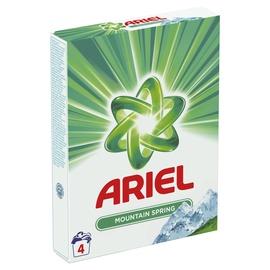 Skalbimo milteliai Ariel Mountain Spring, 4 skalb./ 300 g