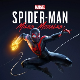 Game PS5 Spider-Man Miles Morales