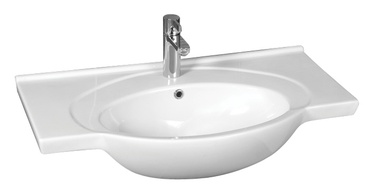 Praustuvas Riva 80, 80 x 50,5 x 22,7 cm