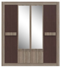 CMF Group Venera 5D Wardrobe Sonoma Oak/Dark Venge