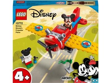 Конструктор LEGO Disney LEGO Disney Mickey Mouses Propeller Plane 10772, 59 шт.