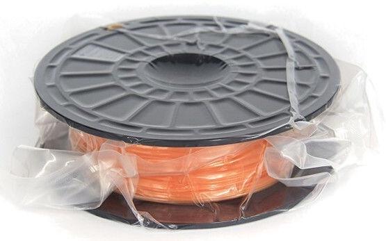 Расходные материалы для 3D принтера Gembird 3DP-PLA, 330 м, oранжевый