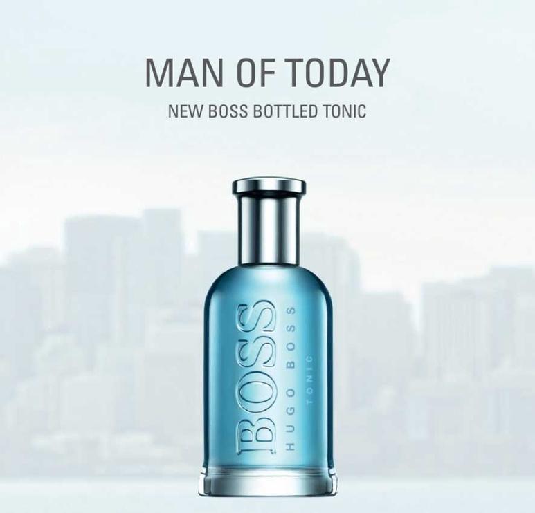 Tualetinis vanduo Hugo Boss Bottled Tonic 50ml EDT