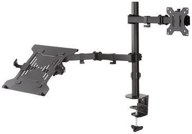 Televizoriaus laikiklis NewStar FPMA-D550NOTEBOOK Flat Screen and Notebook Desk Mount