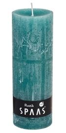 Küünal Rustik 70x190mm 95h sinakas-roheline