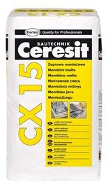 Montažinis mišinys Ceresit CX 15, 25 kg