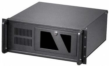 Корпус сервера Techly Industrial Rack-mount Chassis ATX 19'' 4U Black