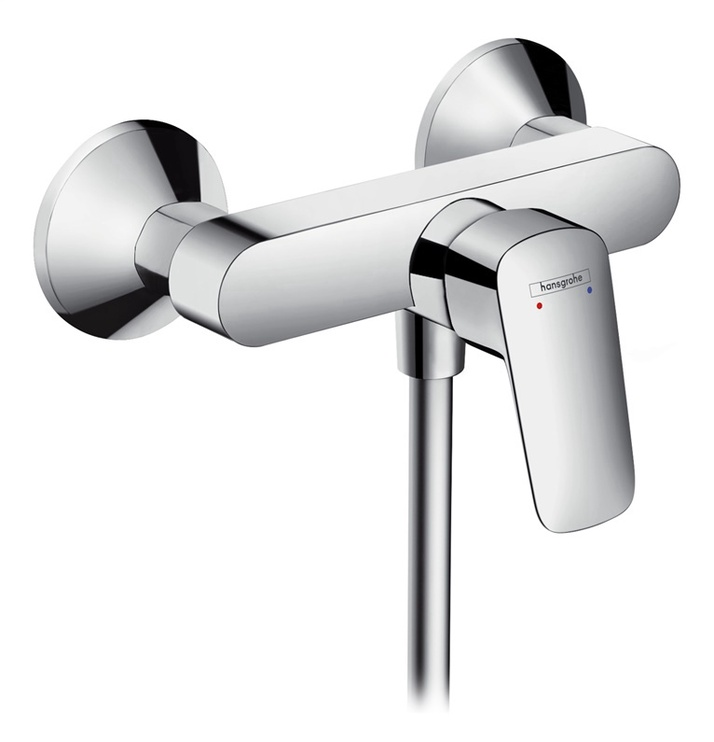 Jaucējkrāns dušai Hansgrohe Logis 15,3x11,1x22,1cm