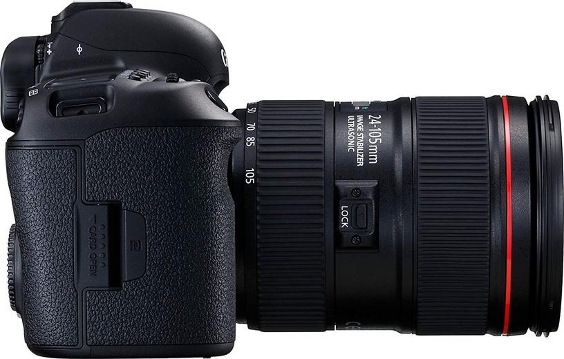 Canon EOS 5D Mark IV Body EF 24-105mm f/4L IS II USM Lens Kit