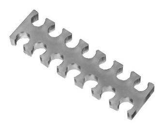 King Mod Service Cable Comb 14 Slots 4mm 5pcs Clear