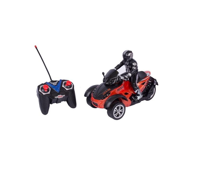 Žaislinis motociklas
