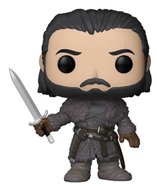Rotaļlietu figūriņa Funko Pop! Television Game Of Thrones Jon Snow Beyond the Wall 61