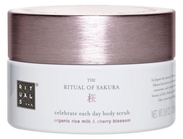 Скраб для тела Rituals Sakura Celebrate Each Day, 250 г