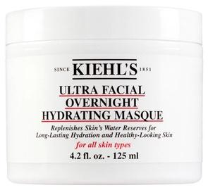Veido kaukė Kiehls Ultra Facial Overnight Hydrating Masque, 125 ml