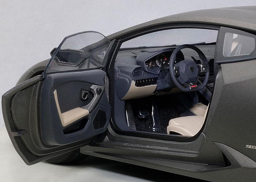 AUTOart Lamborghini Huracan LP610-4 Matt Grey 74606
