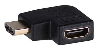 Akyga Adapter HDMI to HDMI Black