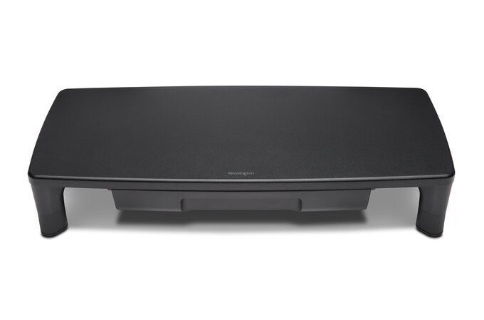Kensington SmartFit Monitor Stand w/ Drawer Black