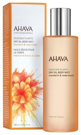 AHAVA Deadsea Plants Dry Oil Body Mist 100ml Mandarin & Cedarwood