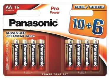 ELEMENT PANASONIC LR6PPG/16B 16VNT AA