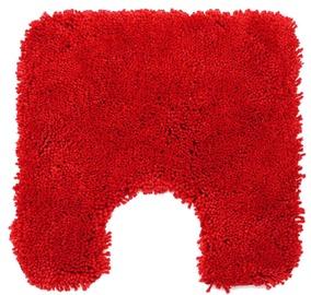 Spirella Highland Toilet Rug Red