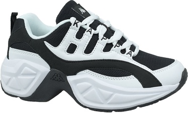 Kappa Overton Shoes 242672-1011 Black/White 36