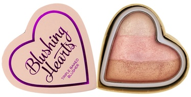 Vaigu ēnas Makeup Revolution London Blushing Hearts Iced Hearts, 10 g