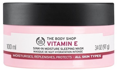 The Body Shop Vitamin E Sink-in Moisture Sleeping Mask 100ml