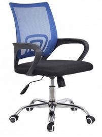 Офисный стул Vangaloo, синий/черный