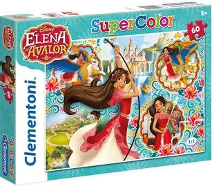 Clementoni SuperColor Puzzle Elena Of Avalor 60pcs 26970