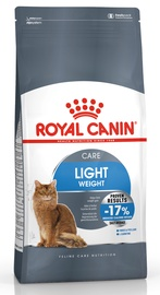 Sausas ėdalas katėms Royal Canin Light Weight Care 40,  400 gr