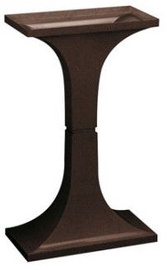 Ferplast Plastic Stand F-70 Brown