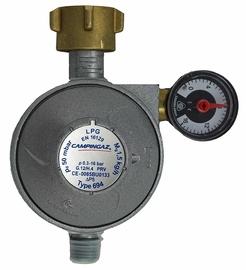 Campingaz Universal Gas-Safety Regulator 50mbar 32422
