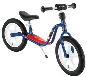 Vaikiškas dviratis Puky LR 1L Balance Bike Sharky 4063 Blue