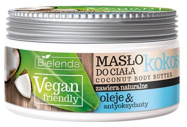 Bielenda Vegan Friendly Body Butter Coconut 250ml