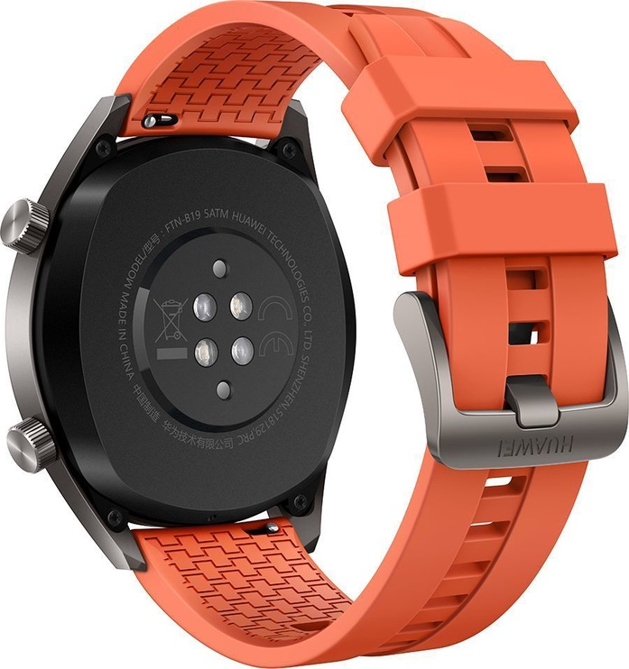 Išmanusis laikrodis Huawei Watch GT Active Orange