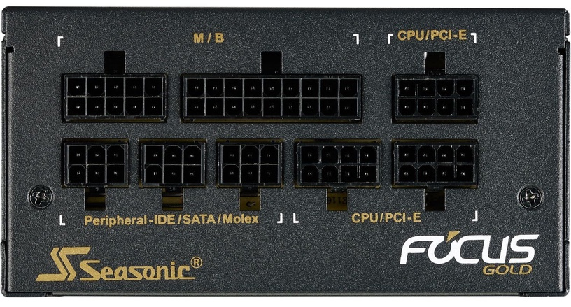 Seasonic Focus PSU SGX 80 Plus Gold SFX 450W