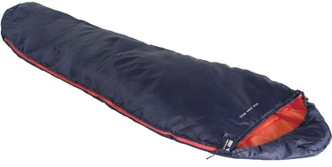 Miegmaišis High Peak Lite Pak 800 Blue/Orange, kairinis, 210 cm