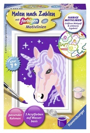 Ravensburger Painting By Numbers Little Unicorn 295449