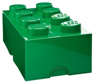 LEGO Storage Brick 8 Large Green