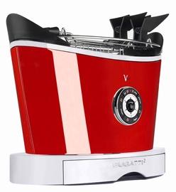 Bugatti Volo Toaster 13-VOLOC3 Red