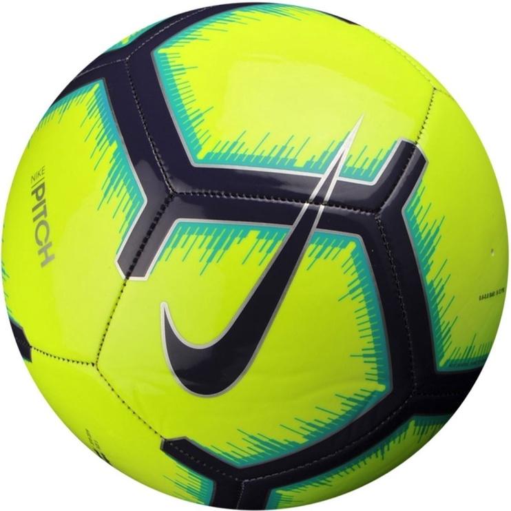 Nike Premier League Pitch Ball Yellow Size 4