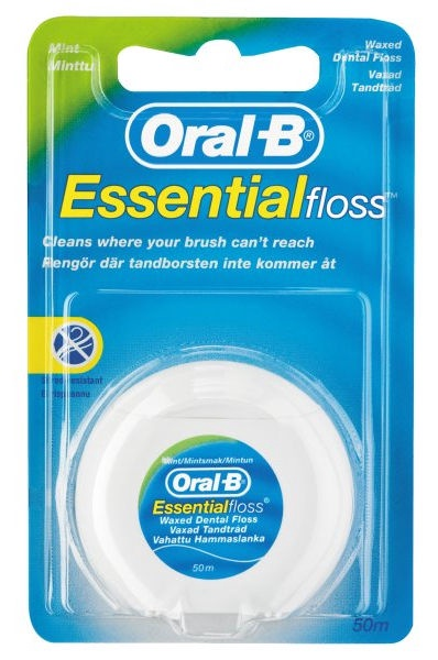 Oral-B Essential Mint Floss 50m