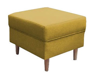 Idzczak Meble Loft Footstool Yellow
