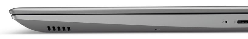 Nešiojamas kompiuteris Lenovo IdeaPad 720-15IKB Grey 81C7004LPB