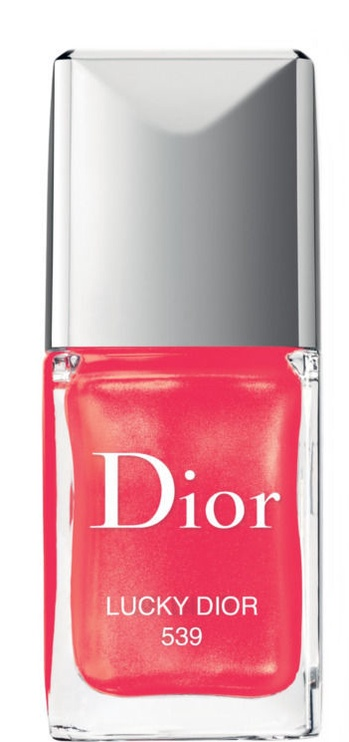 Christian Dior Vernis Nail Polish 10ml 539