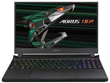 Ноутбук Gigabyte Aorus, Intel® Core™ i7-10870H (16 MB Cache, 2.2 GHz), 16 GB, 512 GB, 15.6 ″